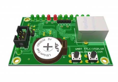 ENTHERNET TO UART RTC SD CONVERTER_05