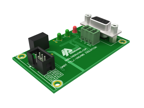 UART TO RS485 CONVERTER ISOLATED MODULE_06