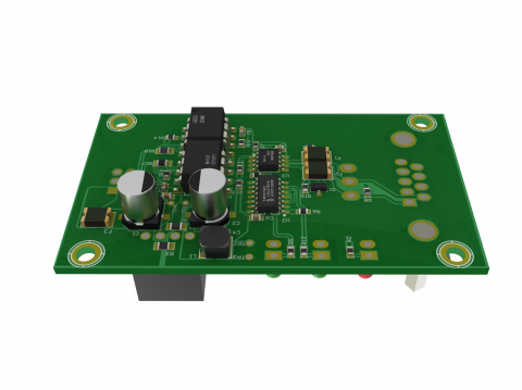 UART TO RS485 CONVERTER ISOLATED MODULE_08