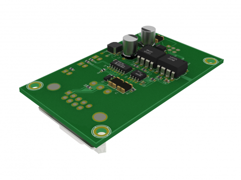 UART TO RS485 CONVERTER ISOLATED MODULE_09